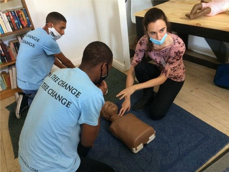 GCBR Micro Fund Research Grant: Oceans Foundation First Aid Course Skills Development