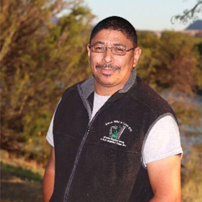 Clement Cupido - Director - Gouritz Cluster Biosphere Reserve