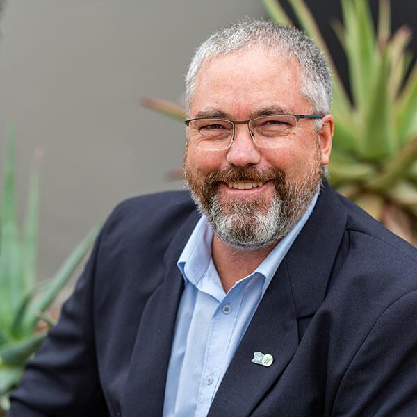 Steve Du Toit - Board - Gouritz Cluster Biosphere Reserve